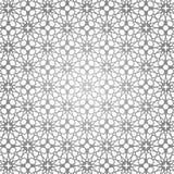 Fondo islamico arabo del modello geometrico Fotografie Stock Libere da Diritti