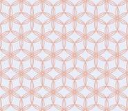 Fondo japonés floral del rosa y blanco Sakura florece el modelo inconsútil del vector, diseño asiático tradicional libre illustration