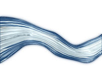 Fondo líquido de la onda Fotos de archivo libres de regalías