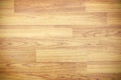 Fondo laminado de la textura del piso de entarimado foto de archivo libre de regalías