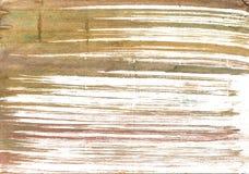 Fondo leggero dell'acquerello dell'estratto di taupe Fotografia Stock Libera da Diritti