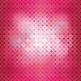 Fondo leggero di lampeggiamento rosa Fotografie Stock