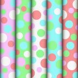 Fondo multicolore leggero Immagini Stock