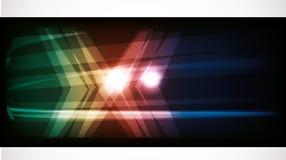 Fondo ligero abstracto Imagenes de archivo