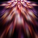Fondo ligero abstracto Foto de archivo libre de regalías