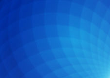 Fondo ligero abstracto del azul del vector Foto de archivo