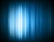 Fondo ligero azul Imágenes de archivo libres de regalías