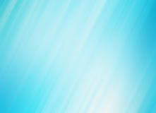 Fondo ligero azul suave de la pendiente Foto de archivo libre de regalías