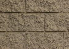 Fondo ligero de la textura de la pared de ladrillo Foto de archivo