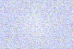 Fondo ligero del mosaico stock de ilustración
