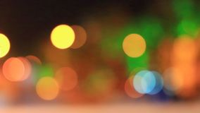 Fondo ligero multicolor redondo