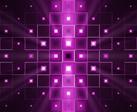 Fondo ligero púrpura Libre Illustration
