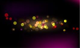 Fondo ligero que brilla Imagen de archivo libre de regalías