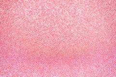 Fondo ligero rosado abstracto Defocused Imagen de archivo libre de regalías