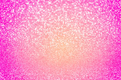 Fondo ligero rosado abstracto Defocused Fotografía de archivo libre de regalías