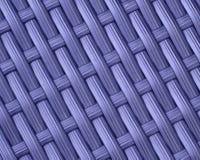 Fondo lilla del modello di tessuto di canestro Immagine Stock