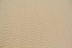 Fondo limpio de la textura de la arena Foto de archivo libre de regalías