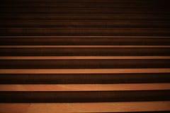 Fondo linear abstracto - escaleras viejas foto de archivo