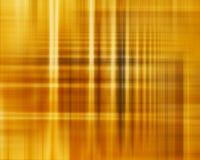 Fondo liso de la pendiente, textura del oro Imagen de archivo libre de regalías