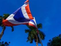 Fondo a los símbolos tailandeses fotos de archivo libres de regalías