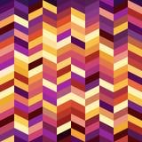 Fondo luminoso del mosaico astratto Fotografia Stock
