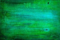 Fondo luminoso di lerciume con colore verde Immagini Stock Libere da Diritti