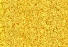 Fondo luminoso di vettore di struttura di scintillio dell'oro Immagine Stock Libera da Diritti