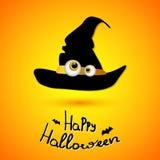 Fondo luminoso per Halloween royalty illustrazione gratis