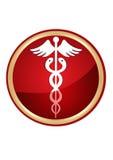 Fondo médico Fotografía de archivo libre de regalías