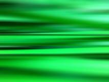 Fondo móvil de la velocidad verde abstracta imagen de archivo libre de regalías