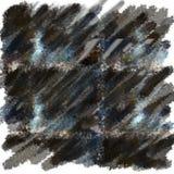 Fondo macchiato astratto dipinto dalla spazzola immagine stock