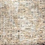 Fondo macchiato mosaico nero e marrone astratto illustrazione di stock