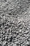 Fondo macro del carbón Fotografía de archivo libre de regalías