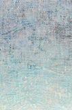 Fondo manipulado foto abstracta Paisaje frío de la helada del invierno fotos de archivo libres de regalías