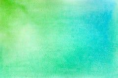 Fondo a mano de la acuarela del vector abstracto Imagenes de archivo