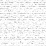 Fondo manuscrito Fotos de archivo