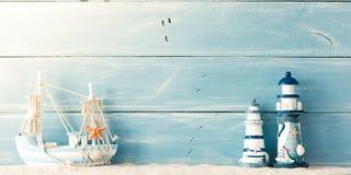 Fondo marítimo imagen de archivo libre de regalías