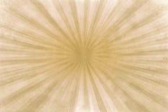 Fondo marrón claro de la vendimia Fotografía de archivo