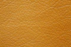 Fondo marrón de la piel sintética del contraste imagen de archivo libre de regalías