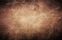 Fondo marrón de la textura de la vendimia imagenes de archivo