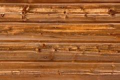 Fondo marrón de madera Fotos de archivo