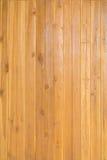 Fondo marrón de maderas de la teca Fotografía de archivo
