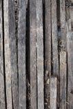 Fondo marr?n natural de madera con las cicatrices y los modelos Listones de madera ?rbol quemado stock de ilustración