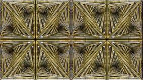 Fondo marrone astratto, immagine raster per la progettazione di textil Immagini Stock Libere da Diritti