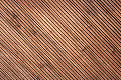 Fondo marrone di legno fotografia stock