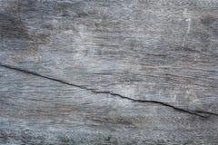 Fondo marrone di legno di struttura della plancia della foto Fotografie Stock Libere da Diritti