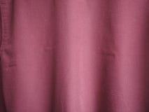 Fondo marrone rossiccio di struttura del tessuto Fotografia Stock