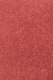 Fondo marrone rossiccio di struttura di scintillio Fotografia Stock