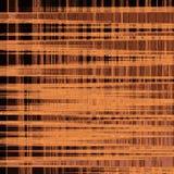 Fondo marrone a strisce astratto Fotografia Stock