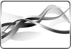 Fondo matemático 3d Imagen de archivo